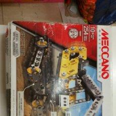 Juegos construcción - Meccano: MECANO EXCAVATUR EXCAVADORA. Lote 195143830
