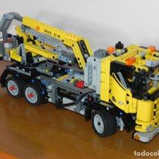 Jogos construção - Meccano: ** LEGO TECHNIC REFERENCIA 8292 CAMION GRUA **. Lote 197601280