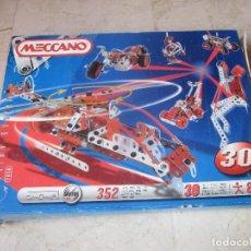 Juegos construcción - Meccano: MECCANO MOTION SYSTEM 7530 - CAJA Y PIEZAS. Lote 198281081