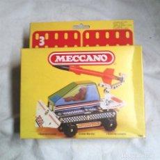 Juegos construcción - Meccano: GUERRERO LUNAR DE MECCANO MECANO 3 REF 86290, NUEVO A ESTRENAR RESTO TIENDA AÑO 1981. Lote 198467392