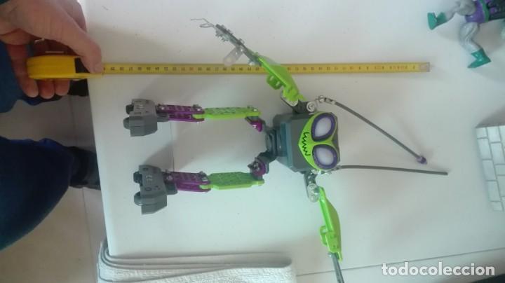 Juegos construcción - Meccano: ¡¡¡OPORTUNIDAD!!!Pareja de robots antiguos de mecano - Foto 2 - 198751700