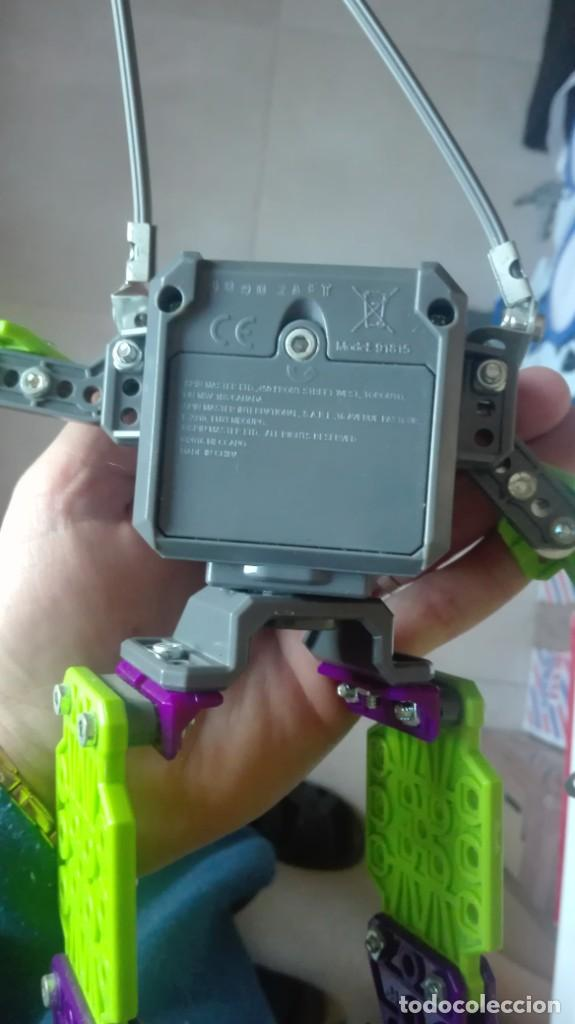 Juegos construcción - Meccano: ¡¡¡OPORTUNIDAD!!!Pareja de robots antiguos de mecano - Foto 5 - 198751700