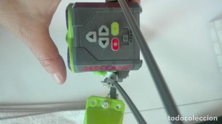 Juegos construcción - Meccano: ¡¡¡OPORTUNIDAD!!!Pareja de robots antiguos de mecano - Foto 7 - 198751700