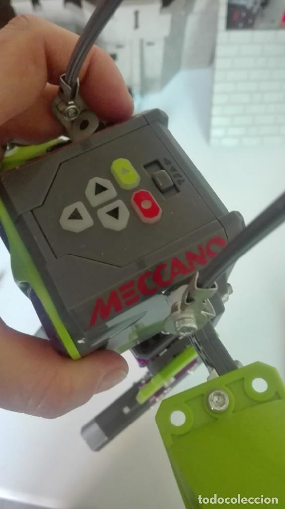 Juegos construcción - Meccano: ¡¡¡OPORTUNIDAD!!!Pareja de robots antiguos de mecano - Foto 8 - 198751700