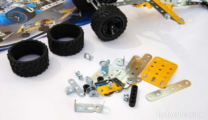 Juegos construcción - Meccano: Meccano Multimodels 10 modelos Ref. 5560. Incompleto - Foto 3 - 204973998