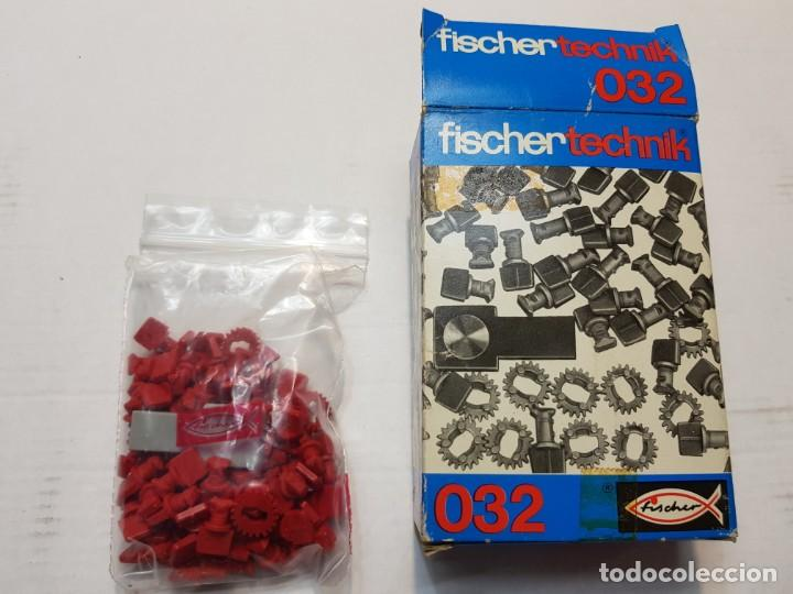 FISCHER TECHNIK 032 EN CAJA ORIGINAL SIN USO DIFICIL (Juguetes - Construcción - Meccano)