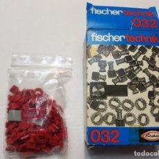 Juegos construcción - Meccano: FISCHER TECHNIK 032 EN CAJA ORIGINAL SIN USO DIFICIL. Lote 207759277