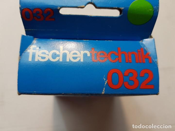 Juegos construcción - Meccano: Fischer technik 032 en caja original sin uso Dificil - Foto 3 - 207759277