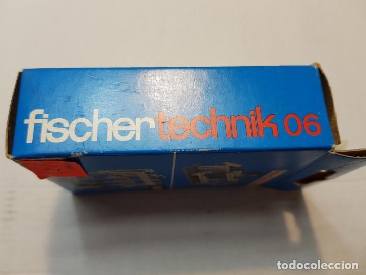Juegos construcción - Meccano: Fischer technik 06 en caja original sin uso Dificil - Foto 3 - 207759555