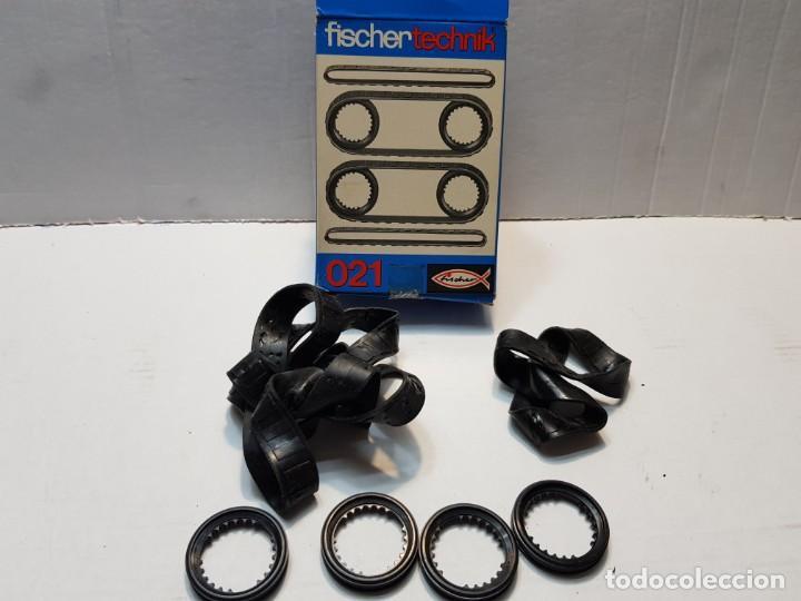 FISCHER TECHNIK 021 EN CAJA ORIGINAL SIN USO DIFICIL (Juguetes - Construcción - Meccano)