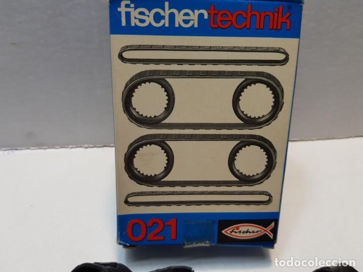 Juegos construcción - Meccano: Fischer technik 021 en caja original sin uso Dificil - Foto 3 - 207759920
