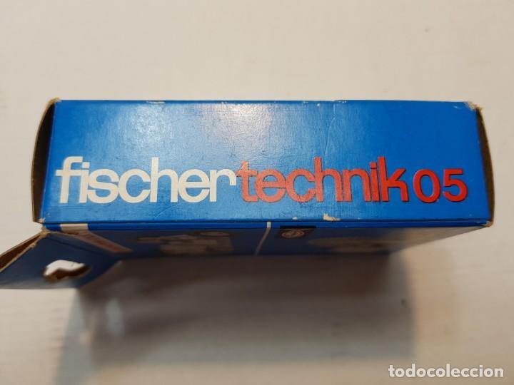 Juegos construcción - Meccano: Fischer technik 05 en caja original sin uso Dificil - Foto 4 - 207760347