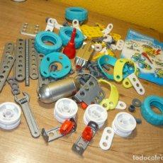 Juegos construcción - Meccano: MECCANO MOTORIZED 3. Lote 208312273