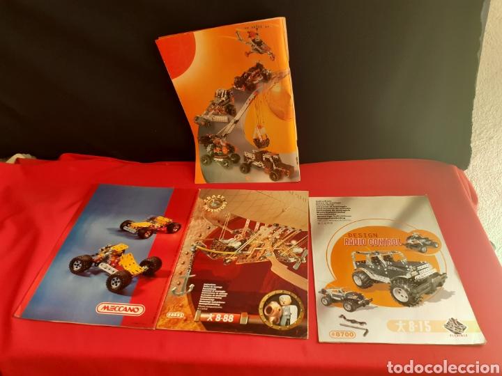 Juegos construcción - Meccano: JUEGO DE MECCANO - Foto 5 - 210656471