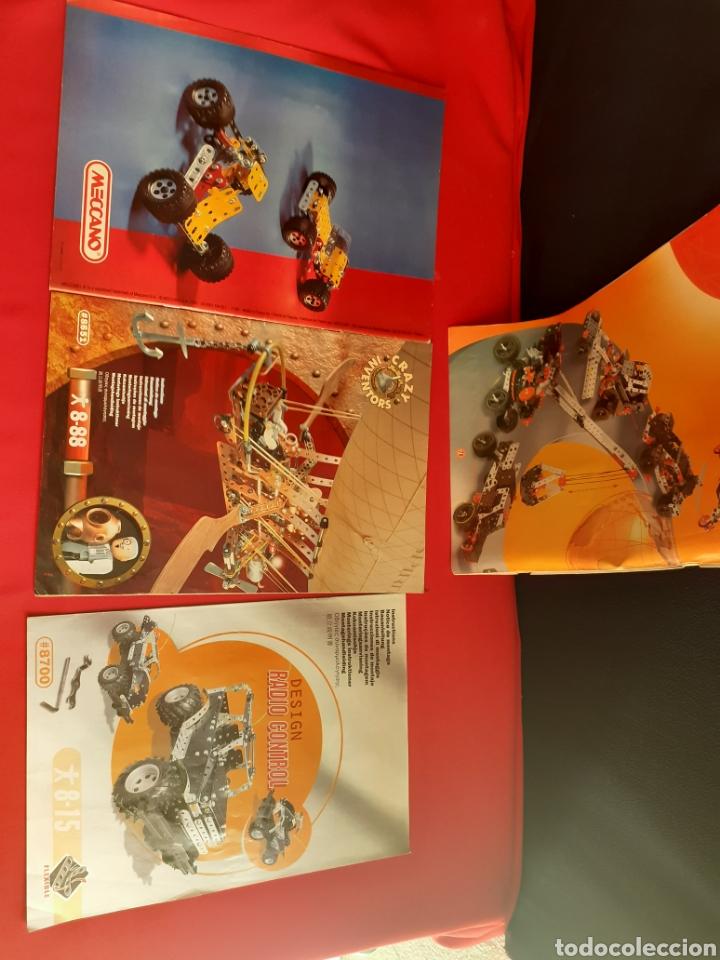 Juegos construcción - Meccano: JUEGO DE MECCANO - Foto 6 - 210656471