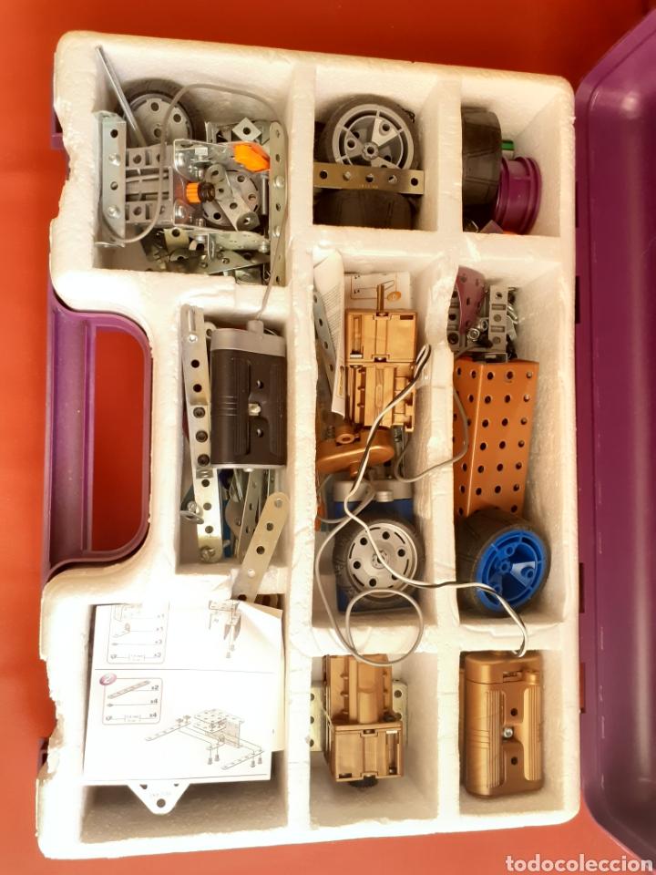 Juegos construcción - Meccano: JUEGO MECCANO - Foto 3 - 210657155