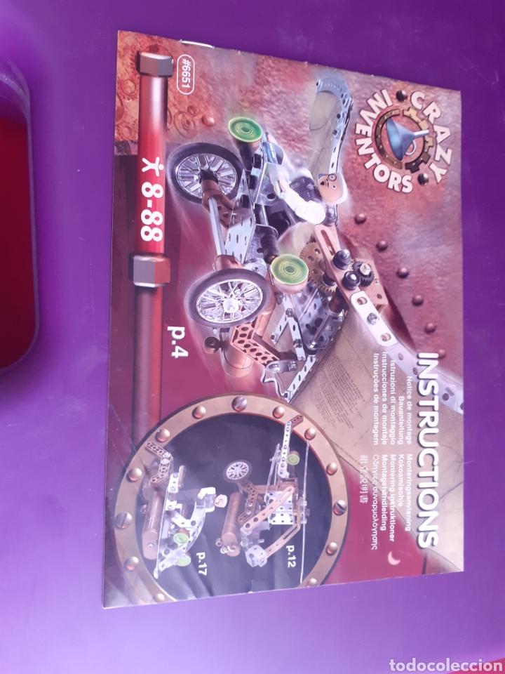 Juegos construcción - Meccano: JUEGO MECCANO - Foto 5 - 210657155