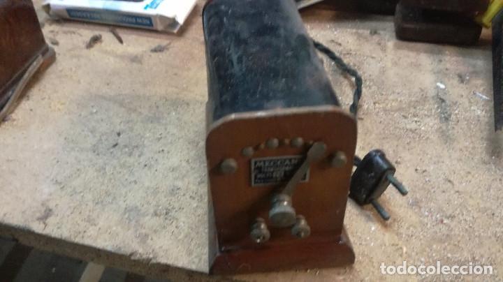 Juegos construcción - Meccano: Transformador Eléctrico Meccano - Foto 3 - 210718477