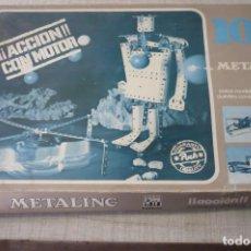 Juegos construcción - Meccano: METALING - MECCANO MARCA POCH S.A. Lote 214708217