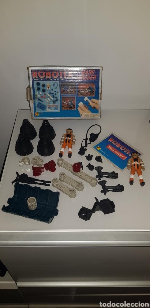 Juegos construcción - Meccano: Robotix Mars cruise - Foto 2 - 217431718