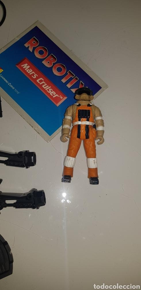 Juegos construcción - Meccano: Robotix Mars cruise - Foto 4 - 217431718