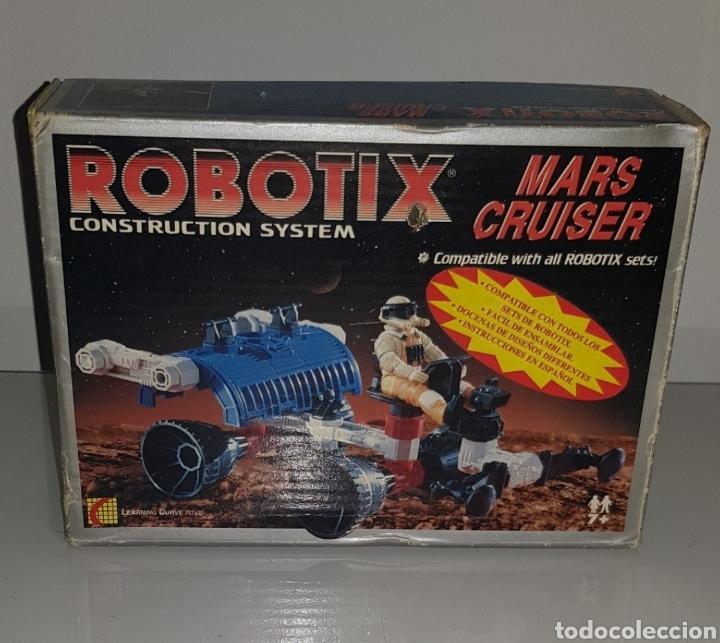 ROBOTIX MARS CRUISE (Juguetes - Construcción - Meccano)
