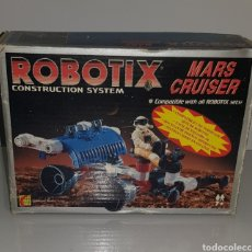 Juegos construcción - Meccano: ROBOTIX MARS CRUISE. Lote 217431718