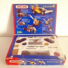 Juegos construcción - Meccano: MECCANO EVOLUTION 2. Lote 217527491