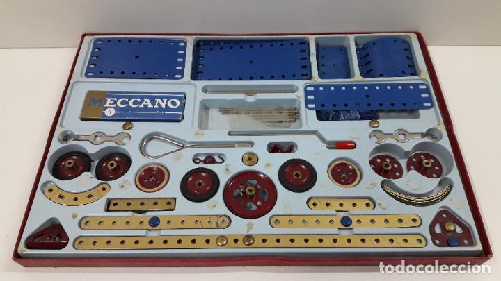Juegos construcción - Meccano: MECCANO Nº 3 . FABRICADO EN FRANCIA . ORIGINAL AÑOS 70 - Foto 13 - 218475148