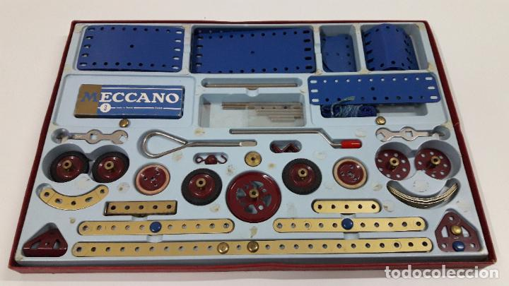 Juegos construcción - Meccano: MECCANO Nº 3 . FABRICADO EN FRANCIA . ORIGINAL AÑOS 70 - Foto 51 - 218475148