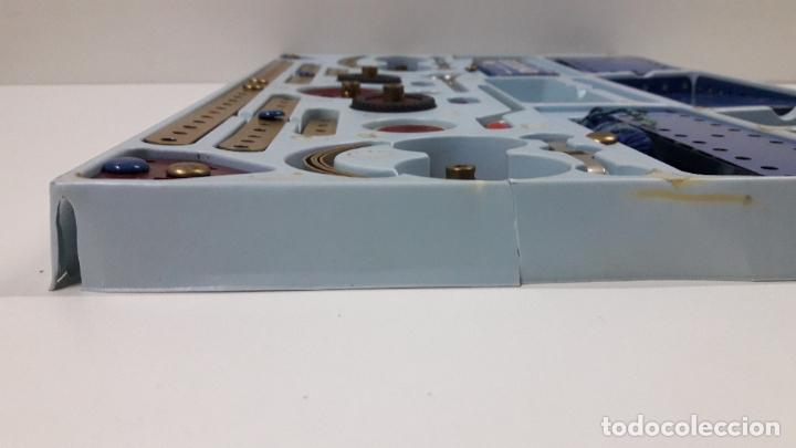 Juegos construcción - Meccano: MECCANO Nº 3 . FABRICADO EN FRANCIA . ORIGINAL AÑOS 70 - Foto 56 - 218475148