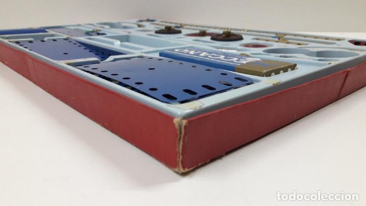 Juegos construcción - Meccano: MECCANO Nº 3 . FABRICADO EN FRANCIA . ORIGINAL AÑOS 70 - Foto 59 - 218475148