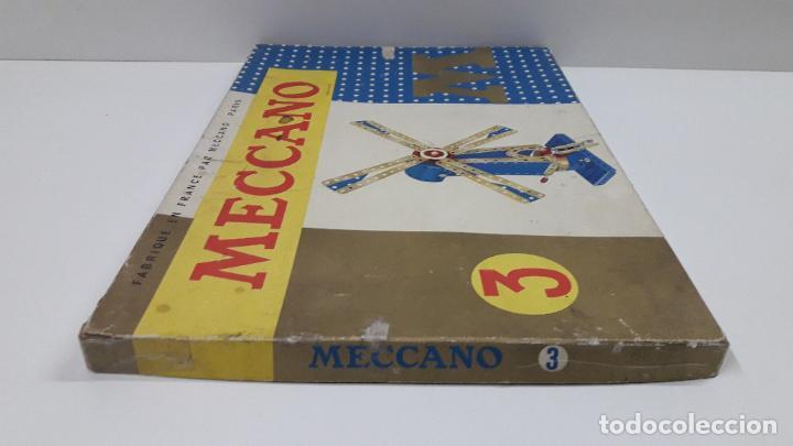 Juegos construcción - Meccano: MECCANO Nº 3 . FABRICADO EN FRANCIA . ORIGINAL AÑOS 70 - Foto 64 - 218475148