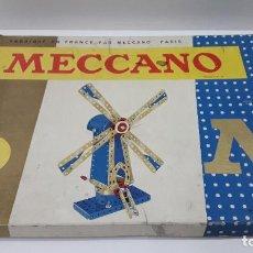 Juegos construcción - Meccano: MECCANO Nº 3 . FABRICADO EN FRANCIA . ORIGINAL AÑOS 70. Lote 218475148