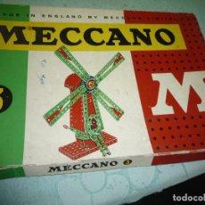 Juegos construcción - Meccano: MECANO. Lote 222228038