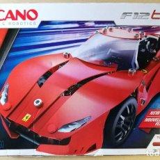 Juegos construcción - Meccano: FERRARI F12 TDF MECCANO ENGINEERING & ROBOTICS ESTA NUEVO EN CAJA DESCATALOGADO MECANO MEKANO. Lote 223752198