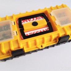 Giochi costruzione - Meccano: MALETÍN HERRAMIENTAS DE MECCANO MOTION SYSTEM 7530 30 MODELOS. Lote 224455935