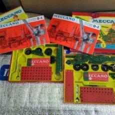 Juegos construcción - Meccano: JUEGO ANTIGUO. Lote 231235495