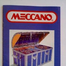 Jeux construction - Meccano: CATÁLOGO MECCANO DE 1991. Lote 233089900
