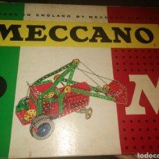 Jeux construction - Meccano: MECCANO 4. Lote 233722095
