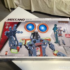 Juegos construcción - Meccano: MECCANO TECH, MAKER SYSTEM. MECCANOID G15KS. Lote 234617600