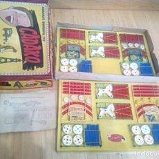 Giochi costruzione - Meccano: CADAKO GEYPER.CUADRUPLE.COMPLETO. CONSTRUCCIÓN.. Lote 235658655