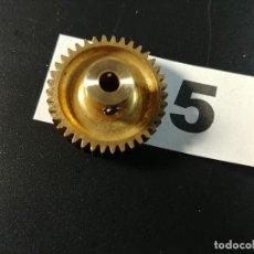 Jogos construção - Meccano: MECCANO PARTE Nº 31. PIÑÓN DE 38 DIENTES ORIGINAL ESTAMPADO.. Lote 237778345