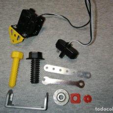 Juegos construcción - Meccano: MECCANO MOTOR DE PILAS PIEZAS VARIAS. Lote 237940465