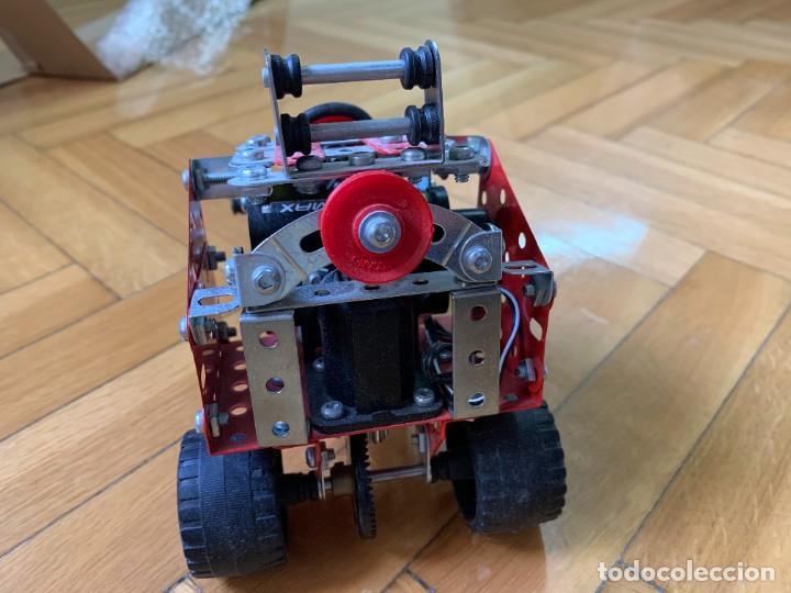 Juegos construcción - Meccano: Coche tipo Meccano a motor - Foto 2 - 240991885
