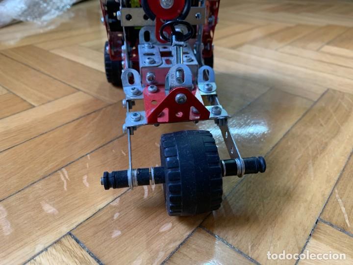 Juegos construcción - Meccano: Coche tipo Meccano a motor - Foto 4 - 240991885