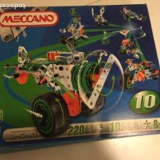 Juegos construcción - Meccano: MECCANO. Lote 241178460