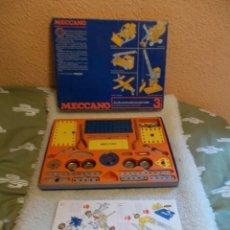 Juegos construcción - Meccano: GASTOS 8€. JUEGO DE CONSTRUCCION MECANO Nº 3 .. Lote 241456195