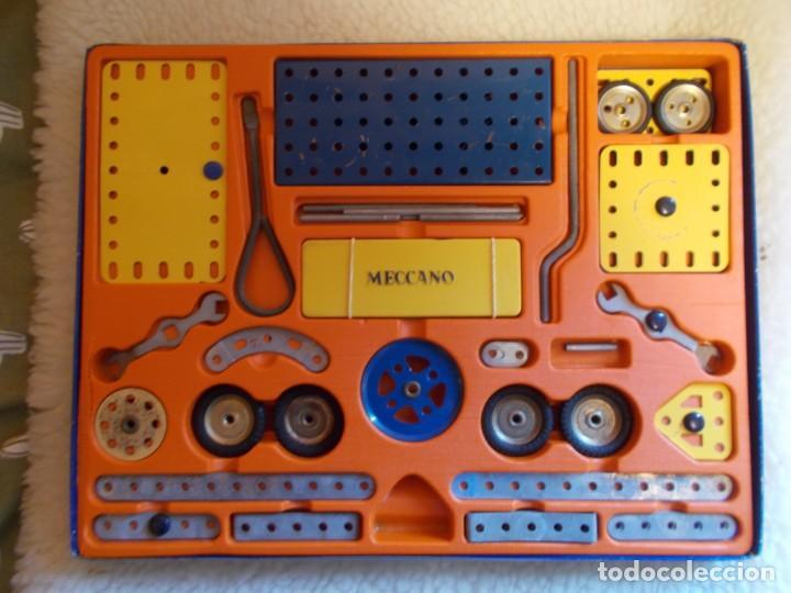 Juegos construcción - Meccano: Gastos 8€. juego de construccion MECANO Nº 3 . - Foto 3 - 241456195