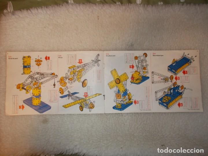 Juegos construcción - Meccano: Gastos 8€. juego de construccion MECANO Nº 3 . - Foto 6 - 241456195